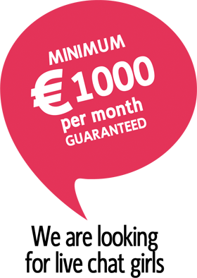 Minimum 800 euro per month!